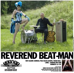 Cover Reverend Beatman